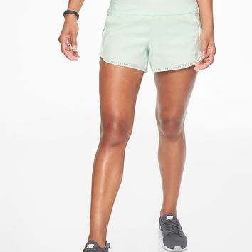 Laser Run Short 4"