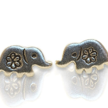 Preeda Lucky Elephant Earrings