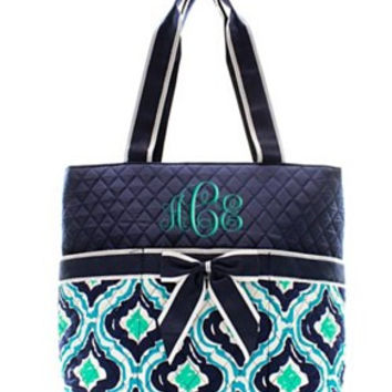 Ikat Diaper Bag