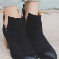 Inferno Booties - Black