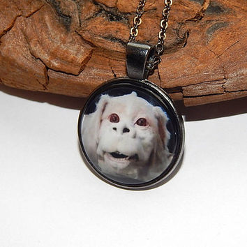 Falkor pendant, Falkor necklace, Falkor keychain, Falkor jewelry, The Neverending Story, falkor the lucky dragon, fantasy creature pendant