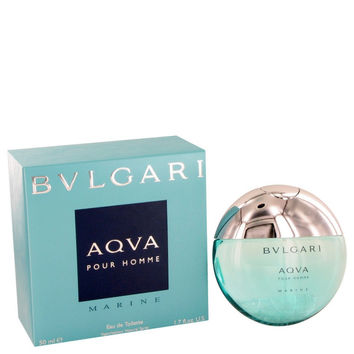 Bvlgari Aqua Marine By Bvlgari Eau De Toilette Spray 1.7 Oz