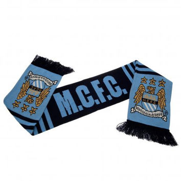 Manchester City FC - MCFC Scarf