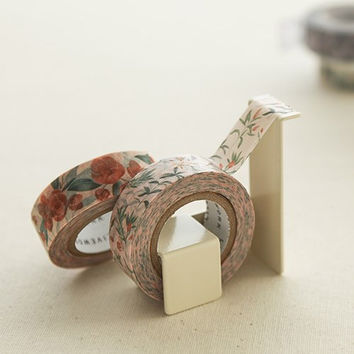 Proust pattern single deco masking tape