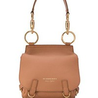 Burberry Women's Bridle in Handbag Beige