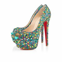 Highness 160mm multicolor strass
