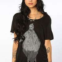 The Bryan Poteau Eye Cloak Tee in Black (Limited Edition)