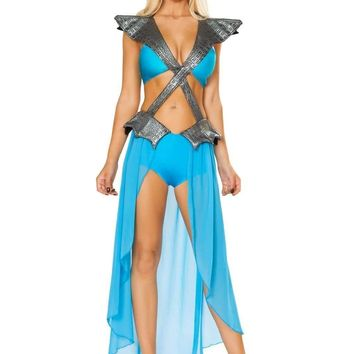 Roma Costume 4787 - 1Pc Mother Of Dragons