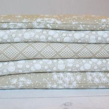 Bulk Sale - Aromatherapy Eye Pillow - SET of 5 or more lavender / flax seeds yoga mask - spa sleep relaxation stress relief bridemaids