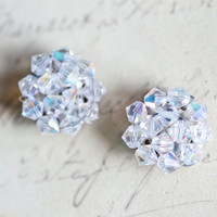 Dazzle and Sparkle - Shinny Clip on Earrings