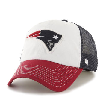 New England Patriots '47 Brand Privateer Closer Hat