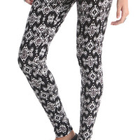 Nollie Black Ivory Taupe Leggings at PacSun.com