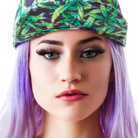 UNIF Weed Folly Hat One