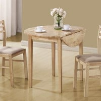 Coaster 3 Piece Kitchen Table Set