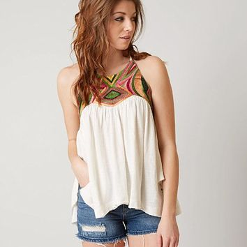 FREE PEOPLE BEACH DATE TANK TOP