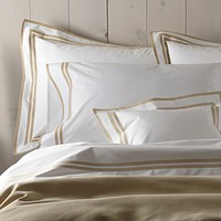 Meridian Duvets and Shams by Matouk