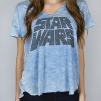 Junk Food Clothing - Star Wars Mineral Wash Tee