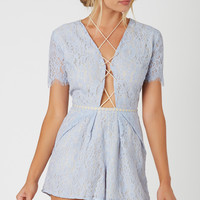 Special Lace Romper