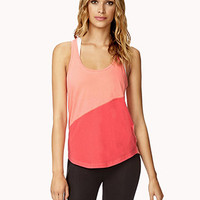 Colorblocked Workout Tank