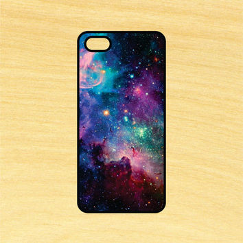 Outer Space Stars Nebula Galaxy Version 3 iPhone 4/4S 5/5C 6/6+ and Samsung Galaxy S3/S4/S5 Phone Case