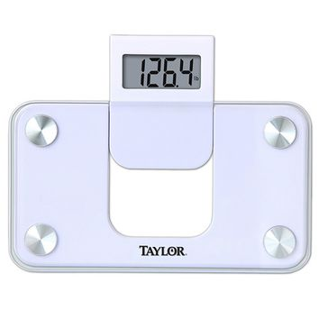Taylor-Mini Glass Electronic Scale with Expandable Readout