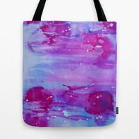 Wash it Away Tote Bag by DuckyB (Brandi)