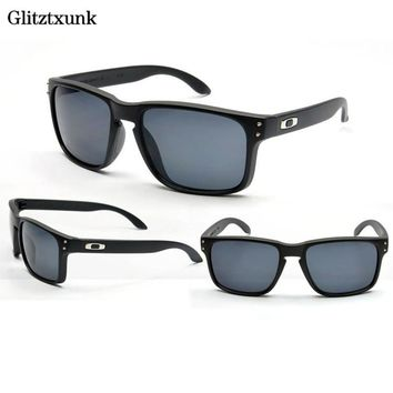 Glitztxunk Brand Male Sunglasses Square Outdoor Sports Driving Goggle Vintage Eyewear Accessories Classic Sun Glasses For Men