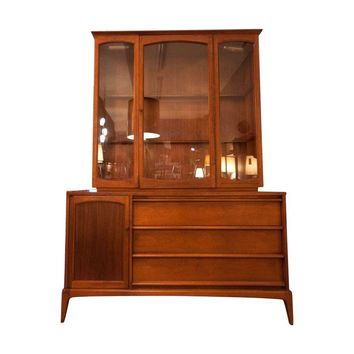 Pre-owned Mid-Century Hutch By Lane Furniture