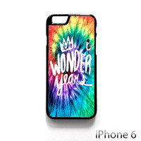 The Wonder Years Tie Dye for Iphone 4/4S Iphone 5/5S/5C Iphone 6/6S/6S Plus/6 Plus Phone case