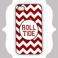 iPhone Case- Alabama Game Day- iPhone 4 Case, iPhone 4s Case, iPhone 5 Case, Monogram Case, Personalized iPhone Case