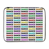 "Dance Block 17"" Laptop Sleeve"