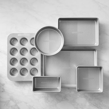 Williams Sonoma Cleartouch Nonstick 6-Piece Bakeware Set