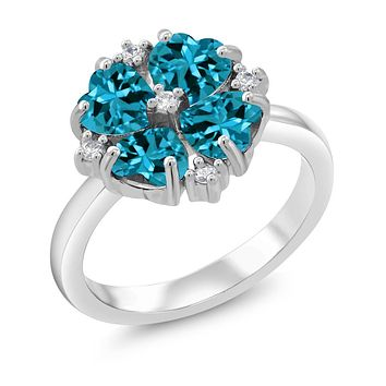 Four Leaf Clover Ring For Women