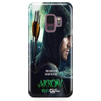 Arrow Monogram Samsung Galaxy S9 Case | Casescraft