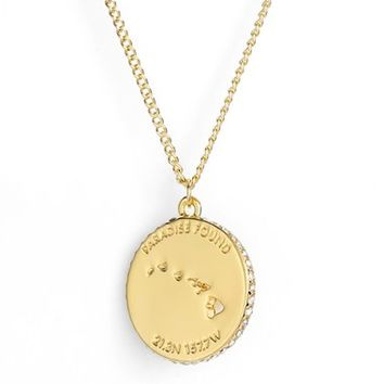 kate spade new york 'state of mind' pendant necklace | Nordstrom