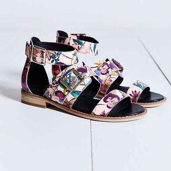 YES Ignition Printed Sandal-
