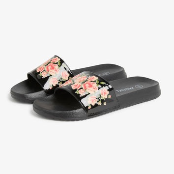 Monki | Shoes | Printed slides