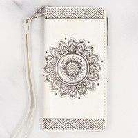 Henna Wallet iPhone Case