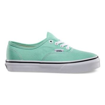 Vans Kids Authentic (beach glass/white)