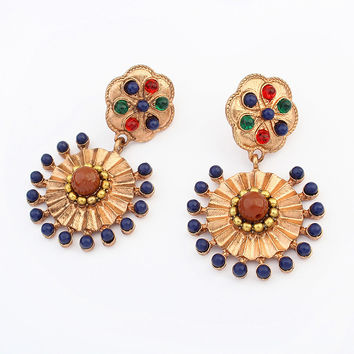 Fashion Vintage Earrings [4919092356]