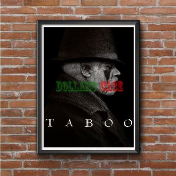 Taboo Photo Poster