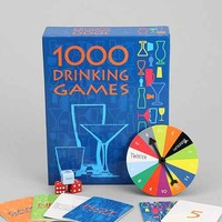1000 Drinking Games- Assorted One