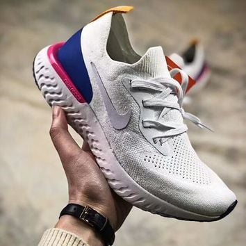 Nike Epic React Flyknit fly-knit super light running shoes F-ADD-MRY