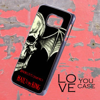 Hail to the kings A7X Avenged sevenfold  For iphone, ipod, samsung galaxy, HTC and Nexus PHONE CASE