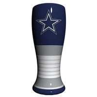 Dallas Cowboys NFL Artisan Pilsner Glass