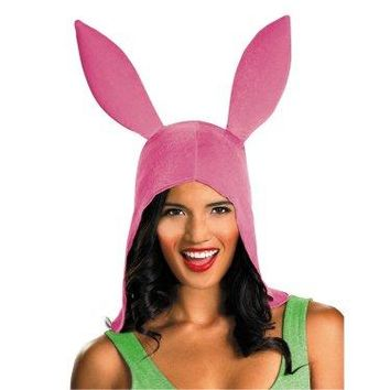 Bobs Burgers Louise Bunny Hat Adult