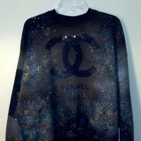 Chanhell Galaxy Sweatshirt