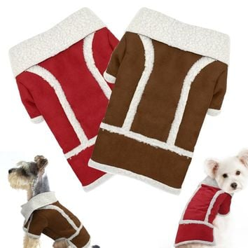 Winter  Vest Windproof Pets Clothing