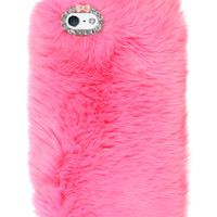 FURRY BUBBLEGUM IPHONE CASE - iPhone 6