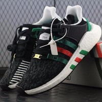 Gucci x Adidas EQT Equipment Support 93/17 Boost Sprot Shoes Running Shoes Men Women Casual Shoes